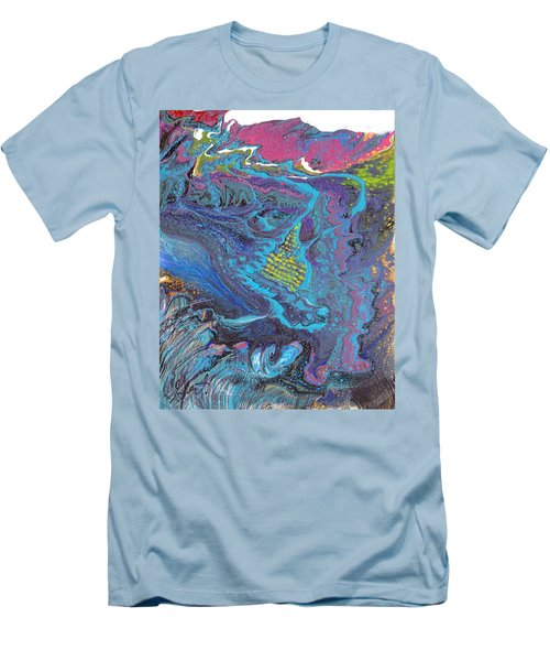 Way To Santa Fe Men's T-Shirt (Athletic Fit)