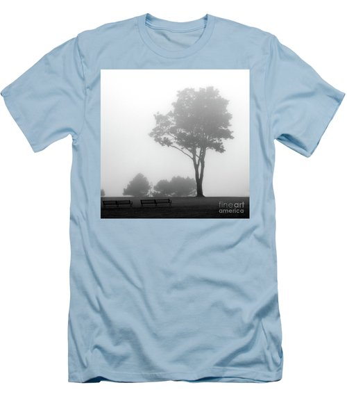 Men's T-Shirt (Slim Fit) featuring the photograph Where Do I Go When It's Gone by Dana DiPasquale