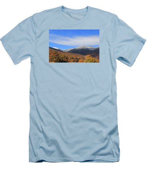 White Mountains Men's T-Shirt (Athletic Fit)