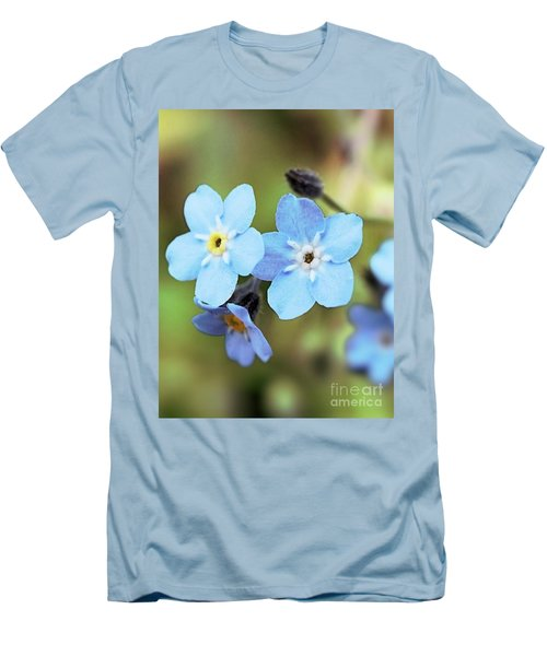 wild and Beautiful 4 Men's T-Shirt (Athletic Fit)