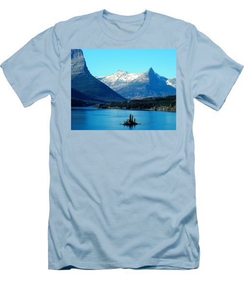 Wild Goose Island Men's T-Shirt (Athletic Fit)