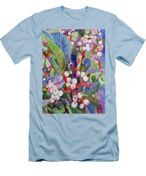Wild Raisons Men's T-Shirt (Slim Fit) by Sandy McIntire