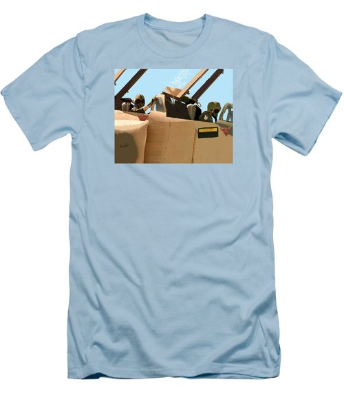 Wild Weasels Men's T-Shirt (Athletic Fit)