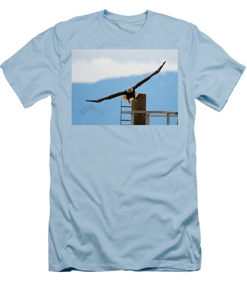 Wing Span Men's T-Shirt (Athletic Fit)