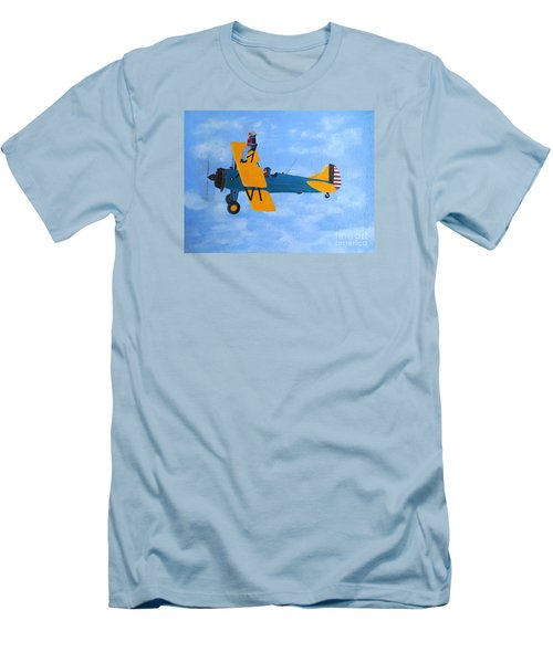 Wing Walker Men's T-Shirt (Athletic Fit)