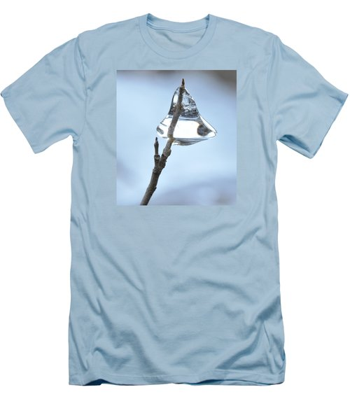 Men's T-Shirt (Slim Fit) featuring the photograph Christmas Bells by Glenn Gordon