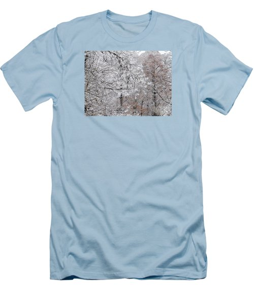 Winter Fantasy Men's T-Shirt (Slim Fit) by Craig Walters