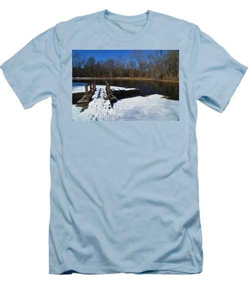 Winter Park Men's T-Shirt (Athletic Fit)
