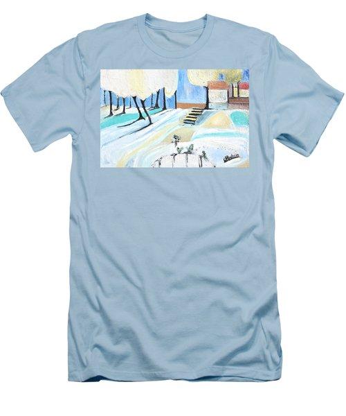 Winterland Men's T-Shirt (Athletic Fit)