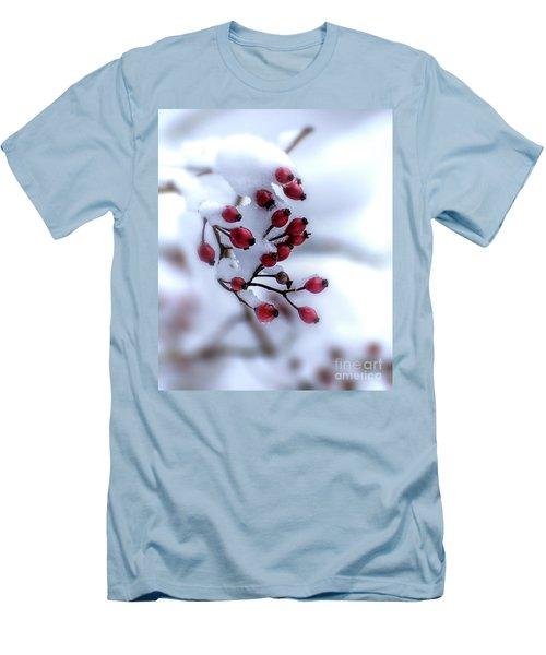 Winter's Color Men's T-Shirt (Athletic Fit)