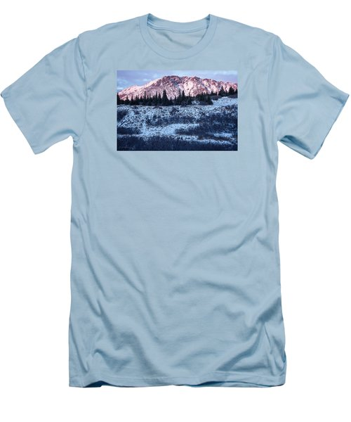 Wolverine Alpenglow Men's T-Shirt (Athletic Fit)