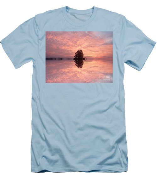 Wondrous Clouds       Men's T-Shirt (Athletic Fit)