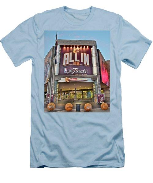World Champion Cleveland Cavaliers Men's T-Shirt (Athletic Fit)