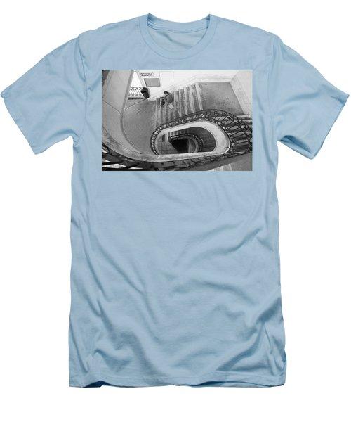 Worn Down.. Men's T-Shirt (Athletic Fit)
