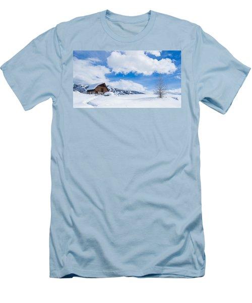 Yeehawww Men's T-Shirt (Slim Fit) by Sean Allen