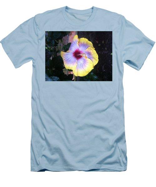 Yellow Delight Men's T-Shirt (Slim Fit)