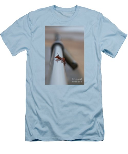 Men's T-Shirt (Slim Fit) featuring the photograph Your Thoughts by Gary Bridger