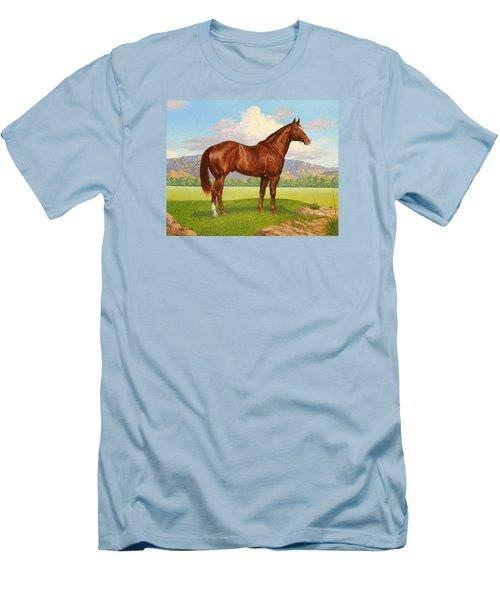Zantanon Men's T-Shirt (Athletic Fit)