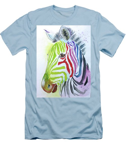 My Polychromatic Friend Men's T-Shirt (Athletic Fit)