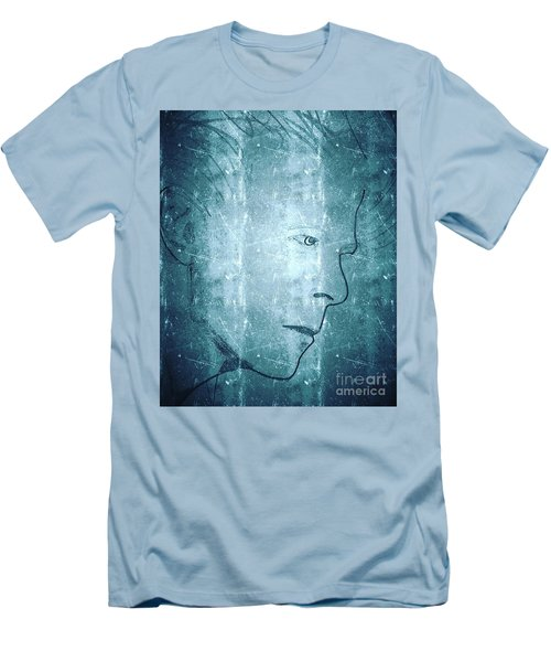 Ziggy Stardust Men's T-Shirt (Athletic Fit)