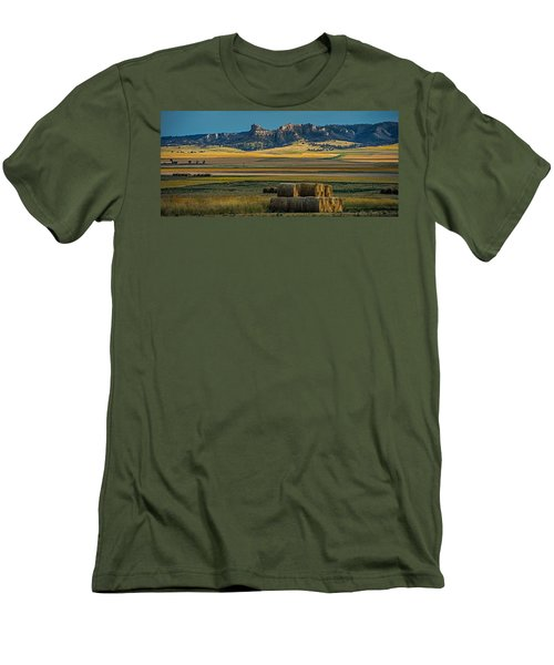 Bluff Country Men's T-Shirt (Athletic Fit)