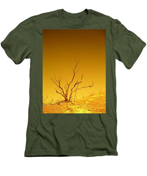 Burnt Bush Men's T-Shirt (Athletic Fit)