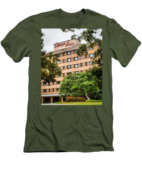 Clemson House Men's T-Shirt (Athletic Fit)