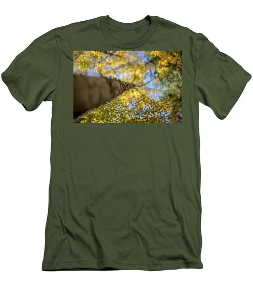 Daydreaming Men's T-Shirt (Slim Fit) by Aaron Aldrich