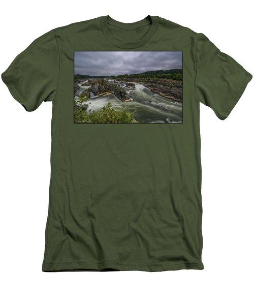 Great Falls Men's T-Shirt (Slim Fit)