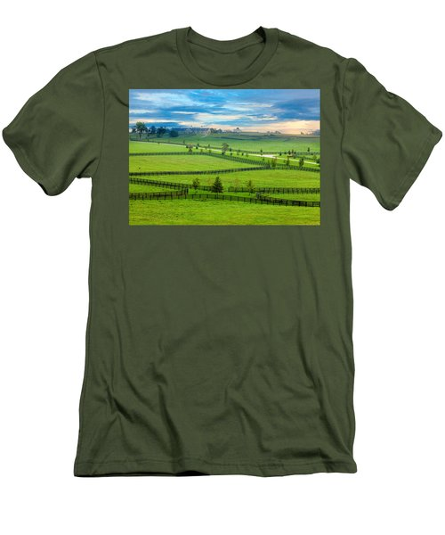 Horse Country Men's T-Shirt (Athletic Fit)