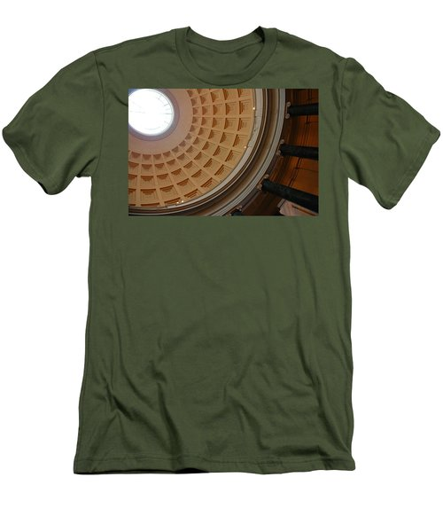 National Gallery Of Art Dome Men's T-Shirt (Athletic Fit)