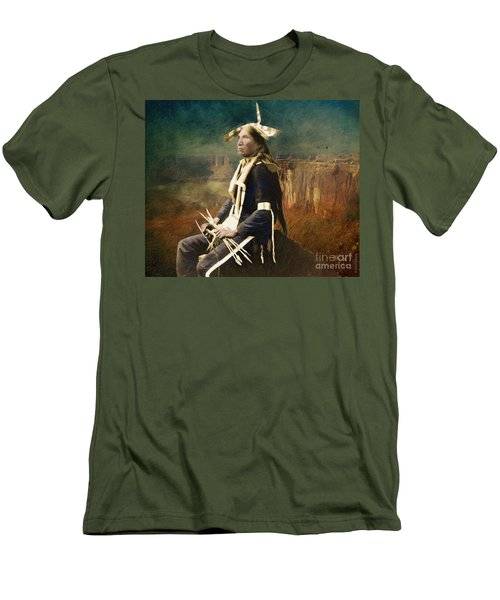 Native Honor Men's T-Shirt (Athletic Fit)