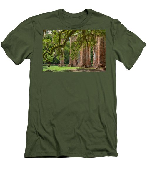 Old Sheldon Church Men's T-Shirt (Athletic Fit)