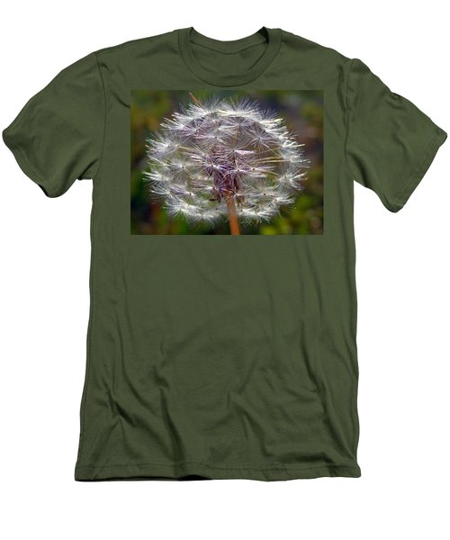 Men's T-Shirt (Slim Fit) featuring the photograph Poof by Joseph Skompski