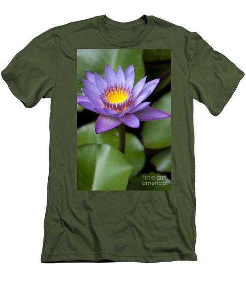 Radiance Men's T-Shirt (Slim Fit) by Sharon Mau