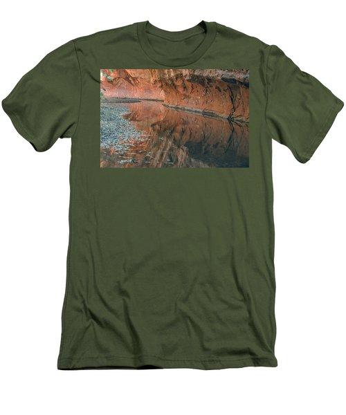 West Fork Reflection Men's T-Shirt (Athletic Fit)
