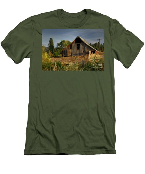 Yourn Barn Men's T-Shirt (Slim Fit) by Sam Rosen