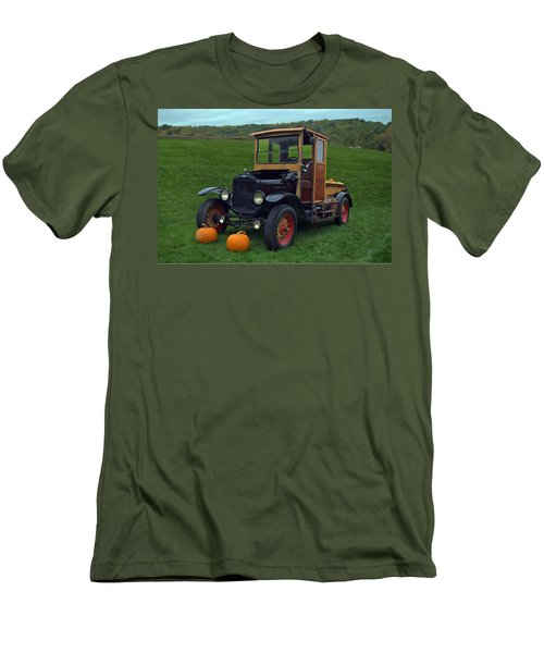 1922 Ford Model T Truck Men's T-Shirt (Slim Fit) by Tim McCullough