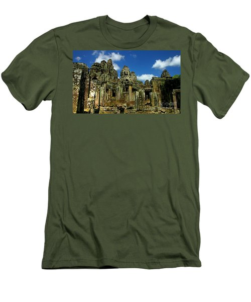 Bayon Temple Men's T-Shirt (Athletic Fit)