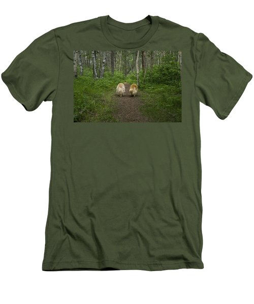 Friends Men's T-Shirt (Athletic Fit)
