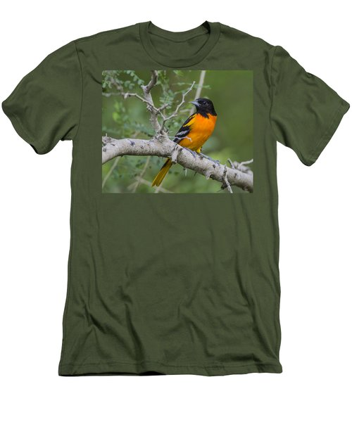 Pretty Boy  Men's T-Shirt (Slim Fit) by Doug Lloyd