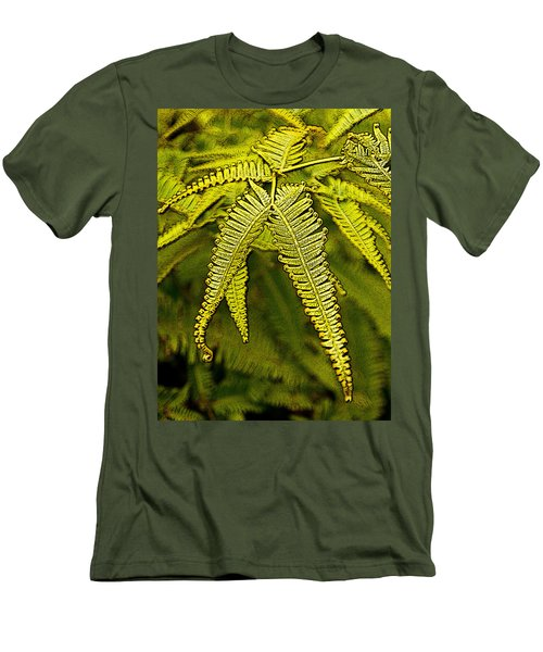 Uluhe Fern Men's T-Shirt (Athletic Fit)