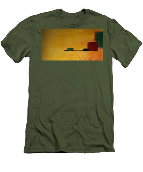 Without Name Men's T-Shirt (Athletic Fit)