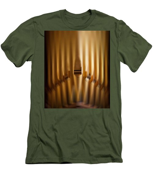 A Blur Of Pipes Men's T-Shirt (Athletic Fit)