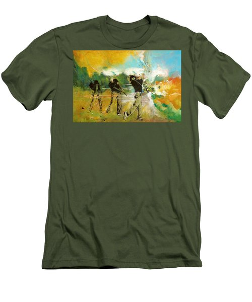 A Brilliant Shot Men's T-Shirt (Athletic Fit)