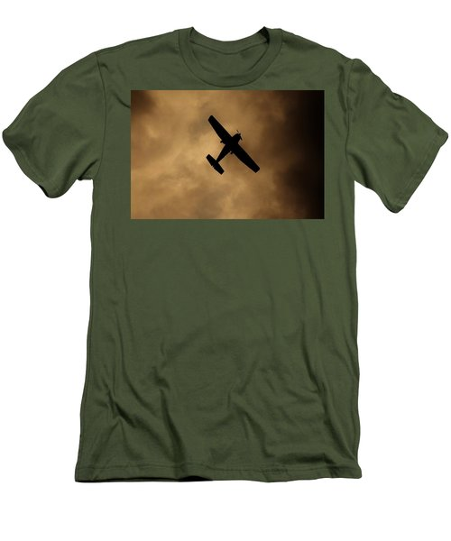 A Dance In The Clouds Men's T-Shirt (Athletic Fit)