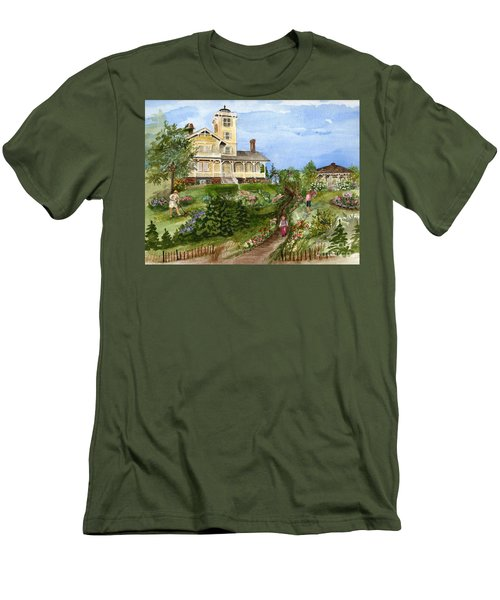 A Garden For All Ages Men's T-Shirt (Athletic Fit)