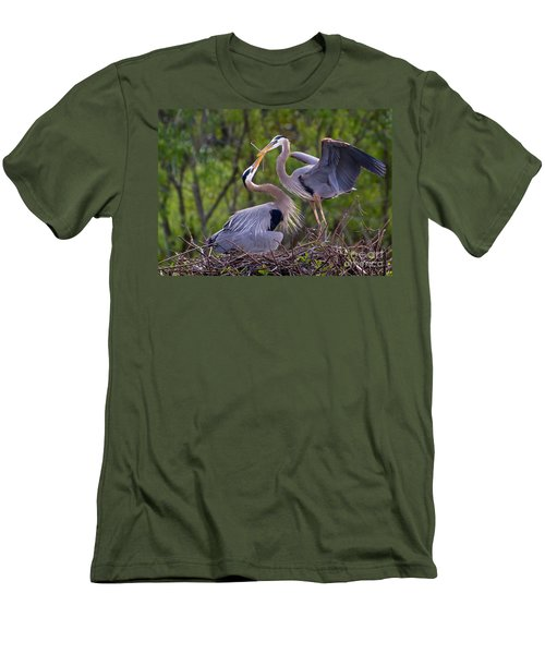 A Gift For The Nest Men's T-Shirt (Athletic Fit)