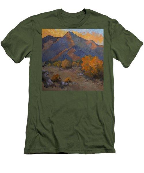 A Golden Sky Men's T-Shirt (Athletic Fit)