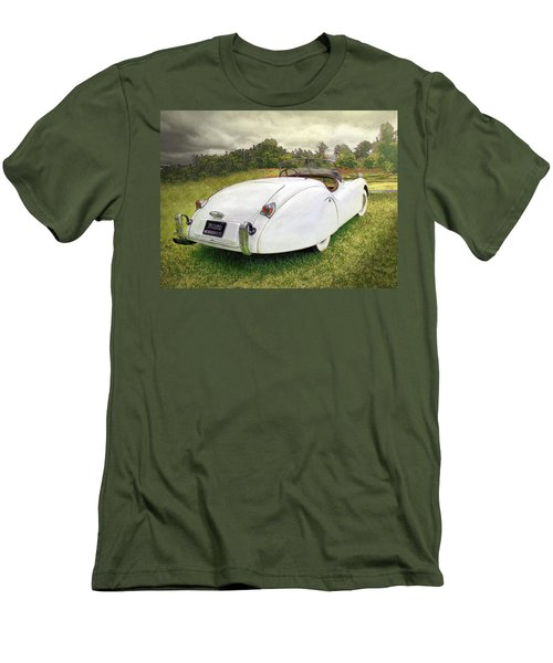 A Jag In The Park Men's T-Shirt (Athletic Fit)